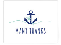 Maritime Thank You by Red Impressionz