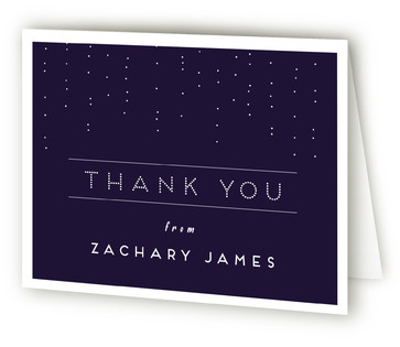 Mitzvah Mitzvah Thank You Cards
