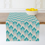 Deco Chevron by JaxRobyn