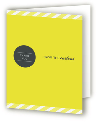A Bright Sunny Day Moving Announcements Thank You Cards