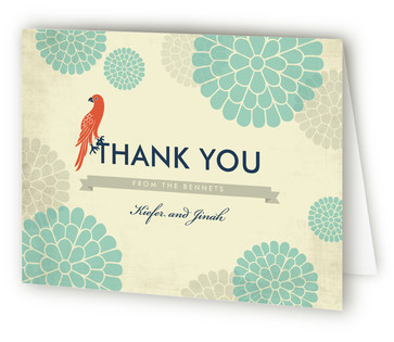Home Decor Moving Announcements Thank You Cards