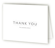 Swatches Moving Announcements Thank You Cards