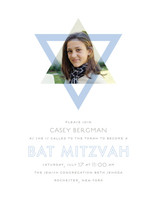 Called Mitzvah Invitations