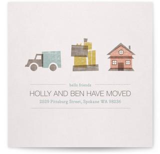 Hello Move Moving Announcements