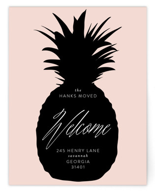 Big Pineapple Moving Announcements