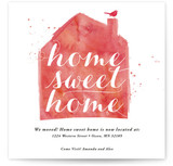Home Sweet Home Watercolor