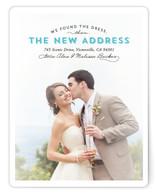 The New Address