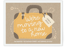 Traveling to a New Home by Lauren Weiss