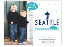 Seattle City Bound
