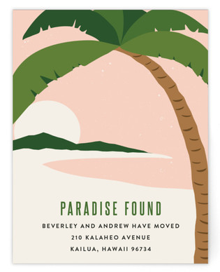 Paradise Found Moving Announcements