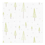 happy and merry pattern Wrapping Paper