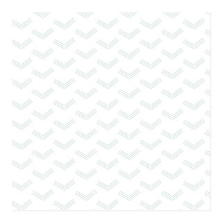 Dotted Chevron Self-Launch Wrapping Paper