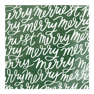 Merry Merriest Self-Launch Wrapping Paper