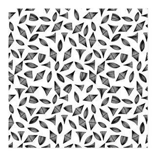 shapes Self-Launch Wrapping Paper