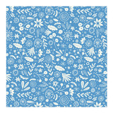 Vintage Floral Pattern by Pace Creative Design Studio
