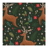 Joyful Deer by Elly