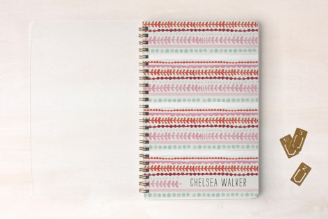 Striped Lines Notebooks