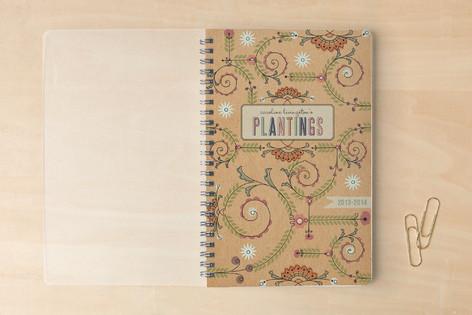 Vintage Details Garden Notebooks