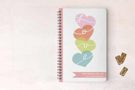 We Love You Notebooks