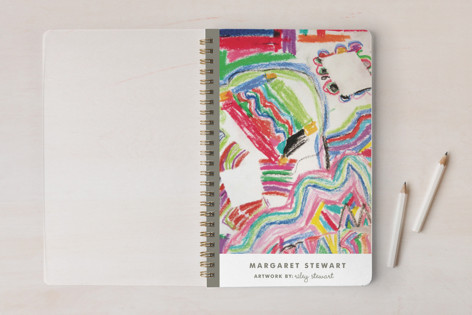 Work of Art Notebooks