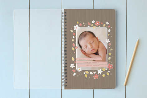 Baby Bouquet Notebooks