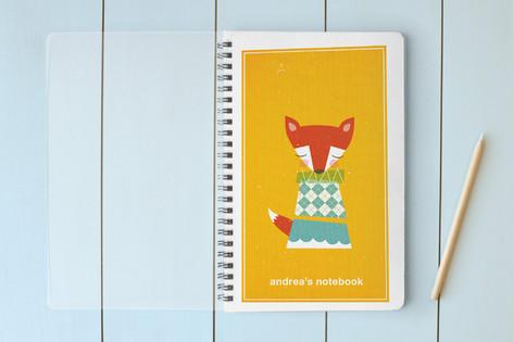 Foxy Notebooks
