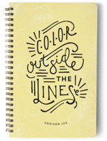 Outside The Lines by JeAnna Casper