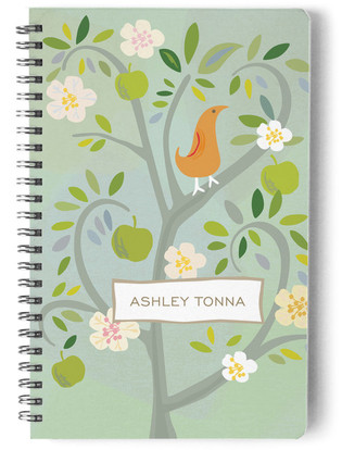 Celebration Tree Day Planner, Notebook, or Address Book