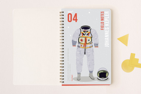 Astronaut Notebooks