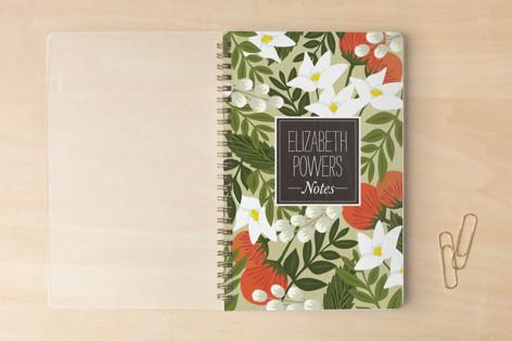 Blossoming Rainforest Notebooks