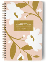 English Countryside Day Planner, Notebook, or Address Book