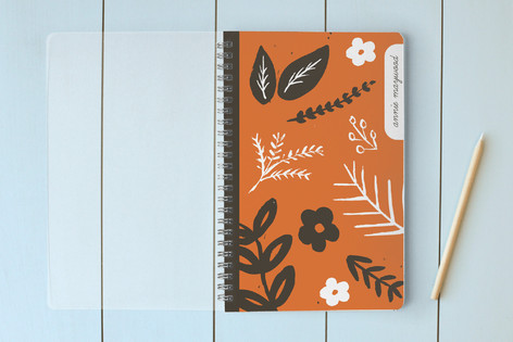 Organic Medley Notebooks