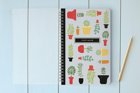 Potted Garden Notebooks