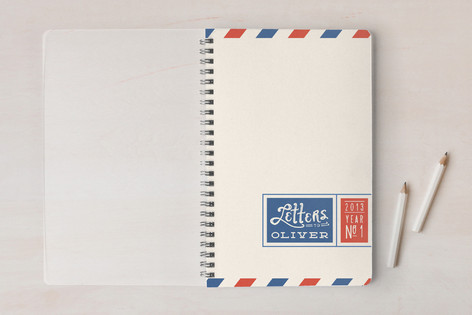 Letters to Notebooks