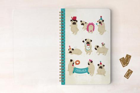 Pugs on Parade Notebooks