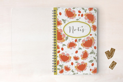 Poppyseeds Notebooks