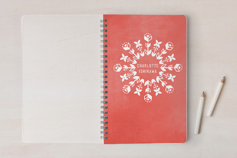 Fleur Notebooks
