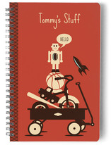 Retro Toys Notebooks