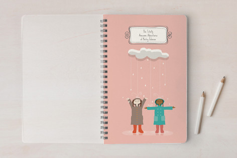 It's Raining Notebooks