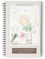 My Masterpieces Notebooks