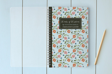 Vintage Garden Notebooks