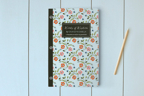 Vintage Garden Notebooks