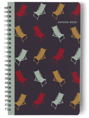 North Shore Day Planner, Notebook, or Address Book