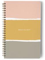 Color Block Notebooks