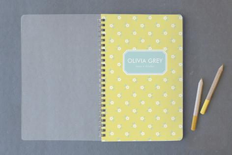 Garden Party Notebooks