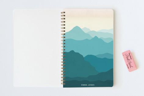 Mountain Views Notebooks