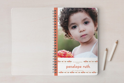 Floweret Notebooks