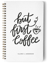 But Coffee First