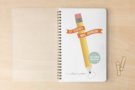 Favorite Teacher Notebooks