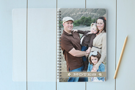 Family Notes Notebooks